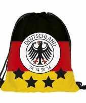 Duitsland rugtas rijgkoord