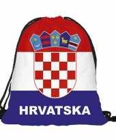 Kroatie rugtas rijgkoord