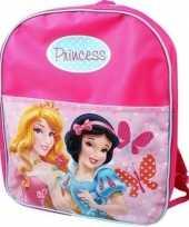 Roze disney princess weekendtas meisjes